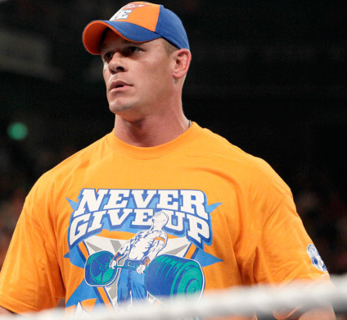 John Cena has been the WWE's top superstar for the past several years.