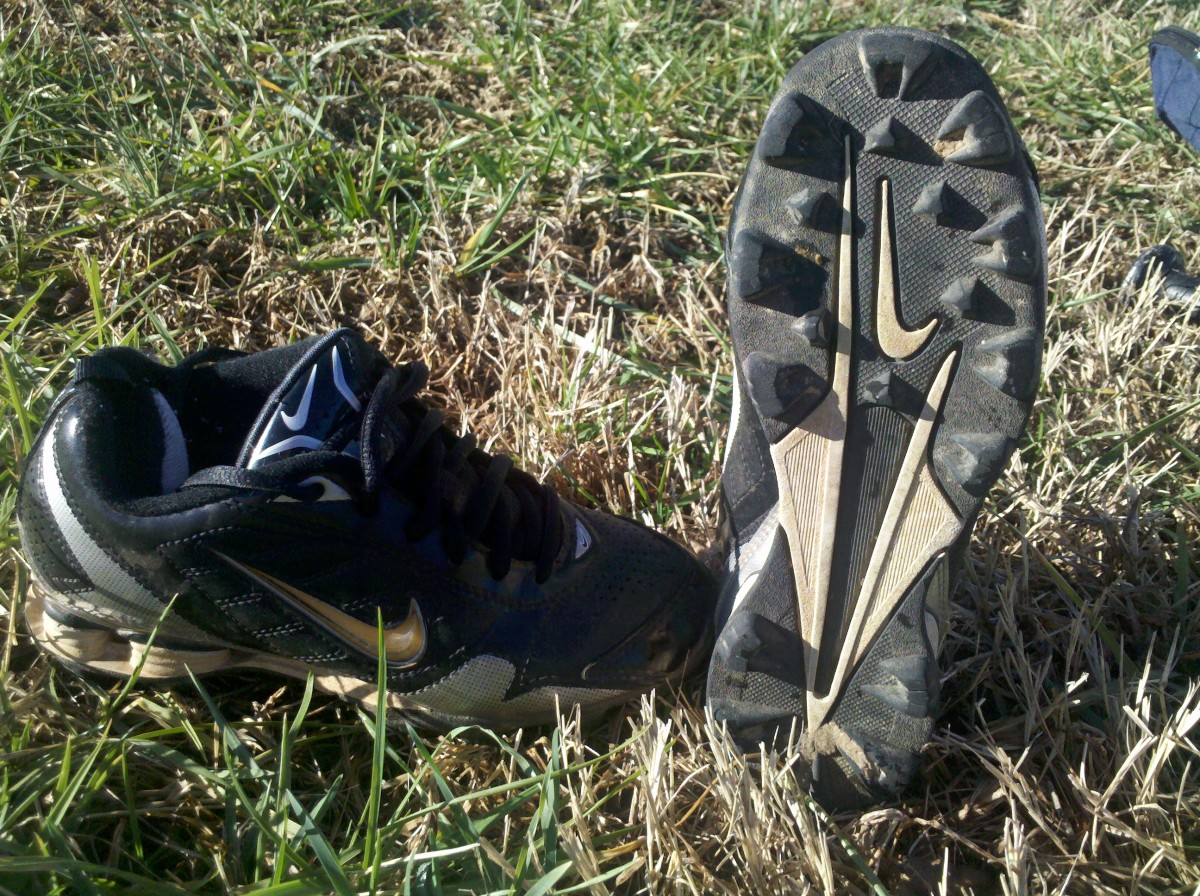 T-Ball or Coach Pitch Cleats