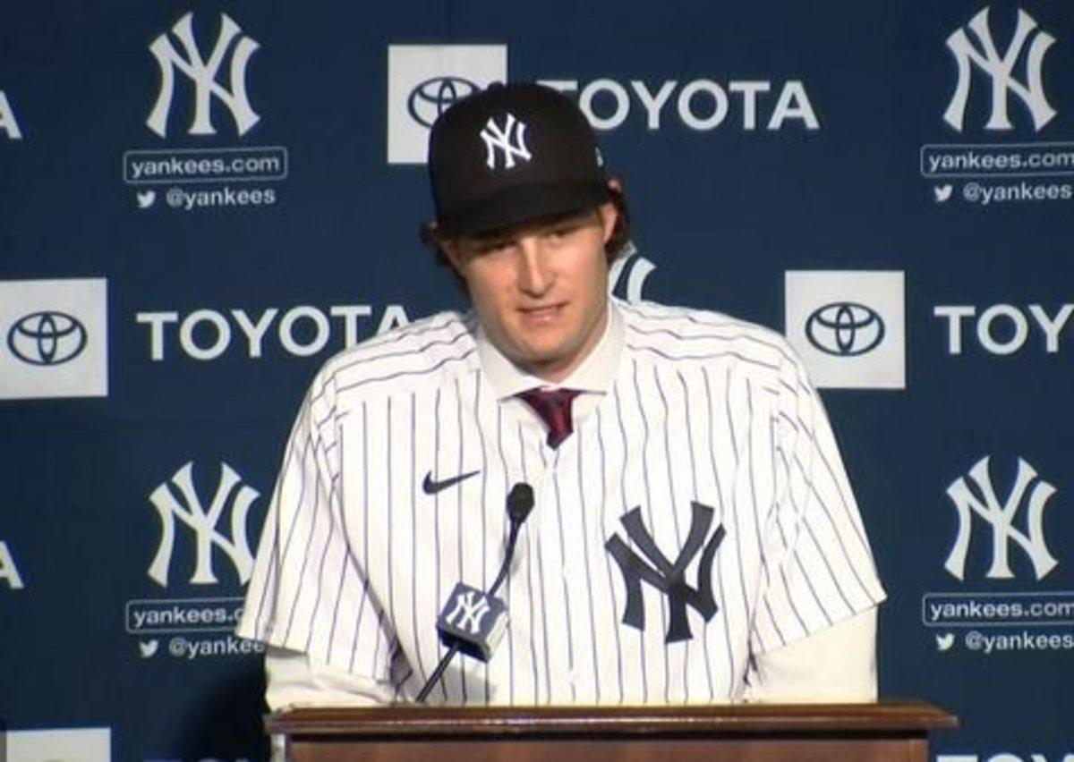 Gerrit Cole, SP, New York Yankees