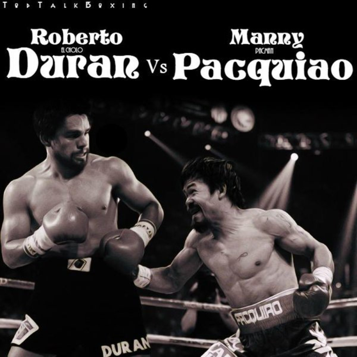 Could Duran beat Pacquiao?