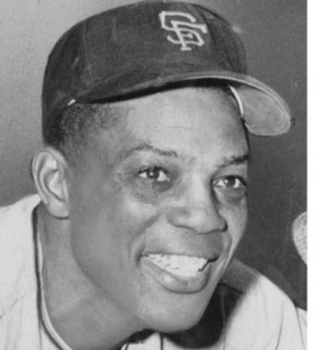 Willie Mays was one of the greatest power hitters to ever play the game of baseball.