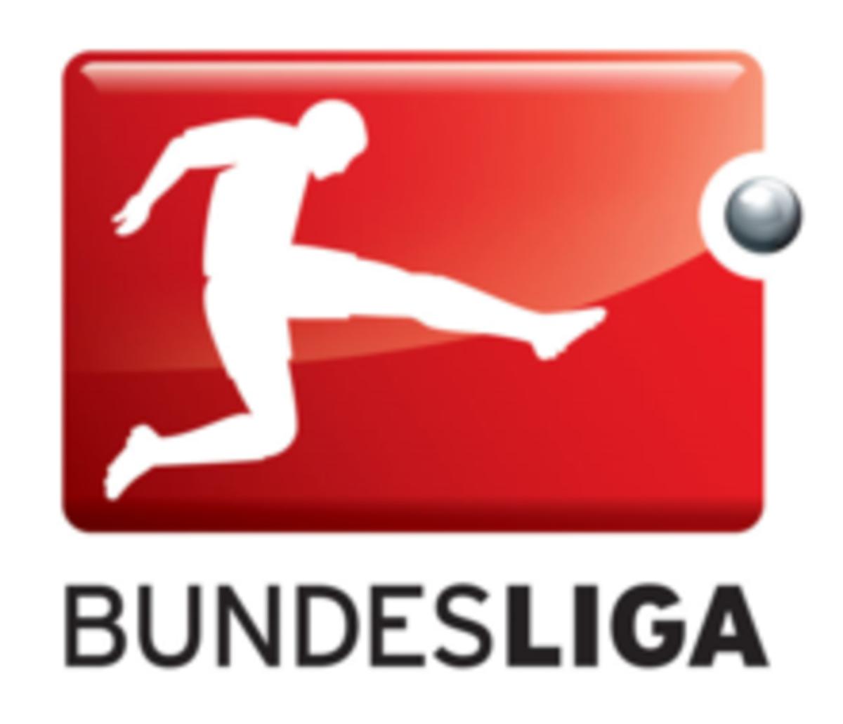 German Bundesliga Logo