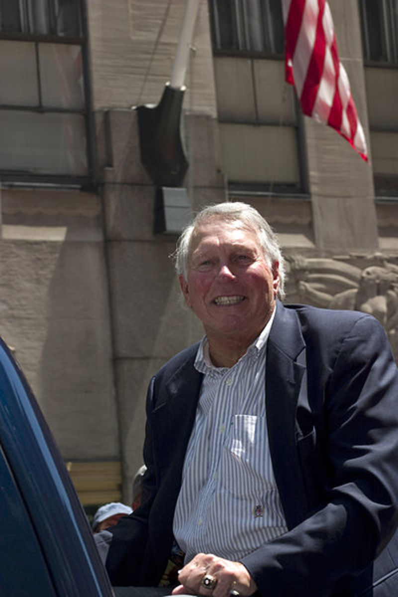 Baltimore Orioles Hall of Famer Brooks Robinson