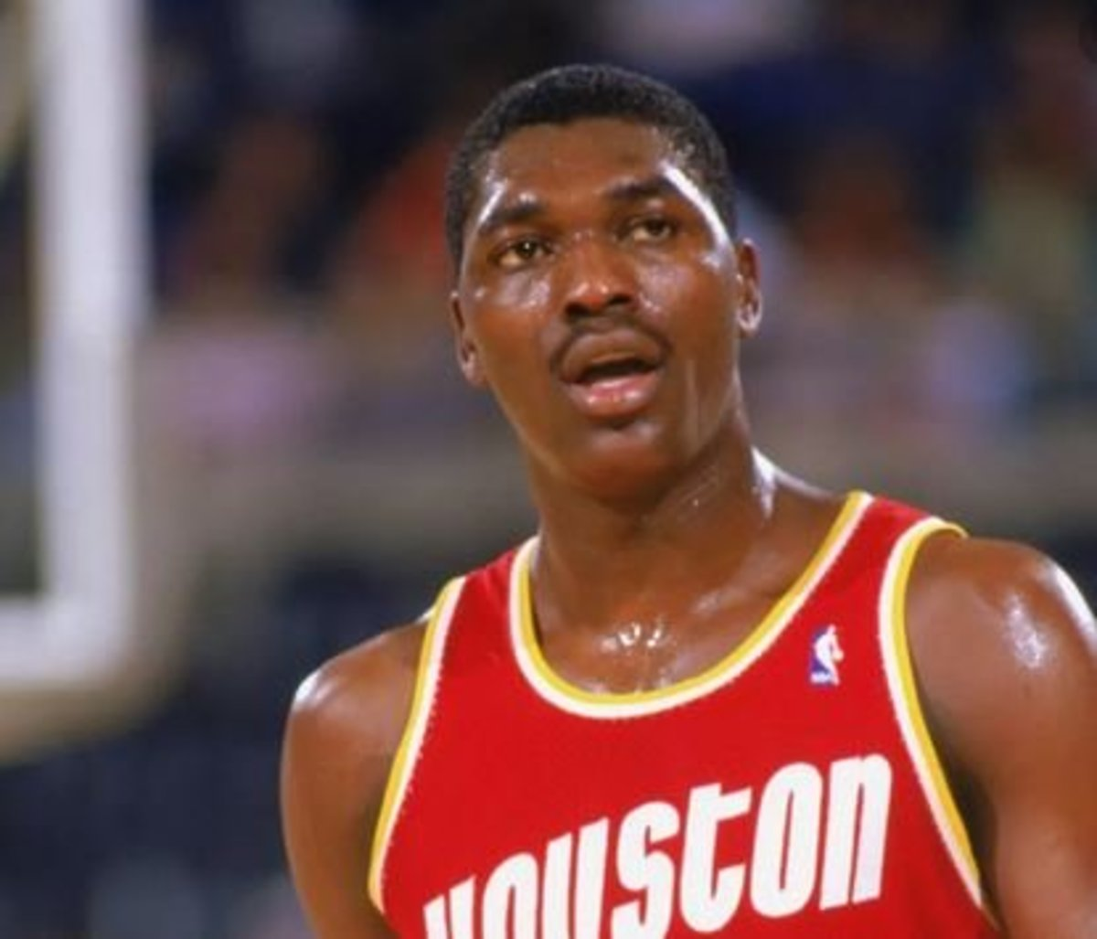 Hakeem Olajuwon, Hall of Famer