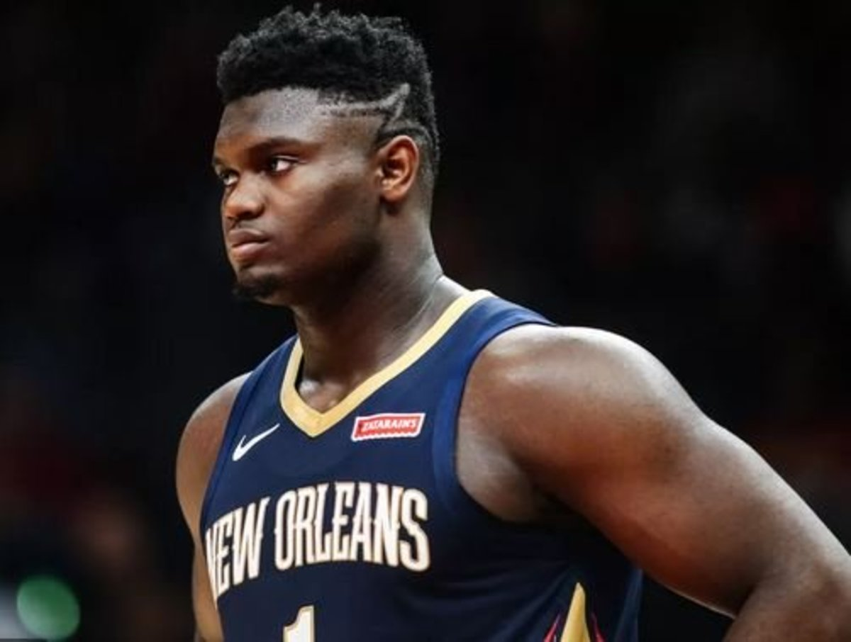 Zion Williamson, PF, New Orleans Pelicans