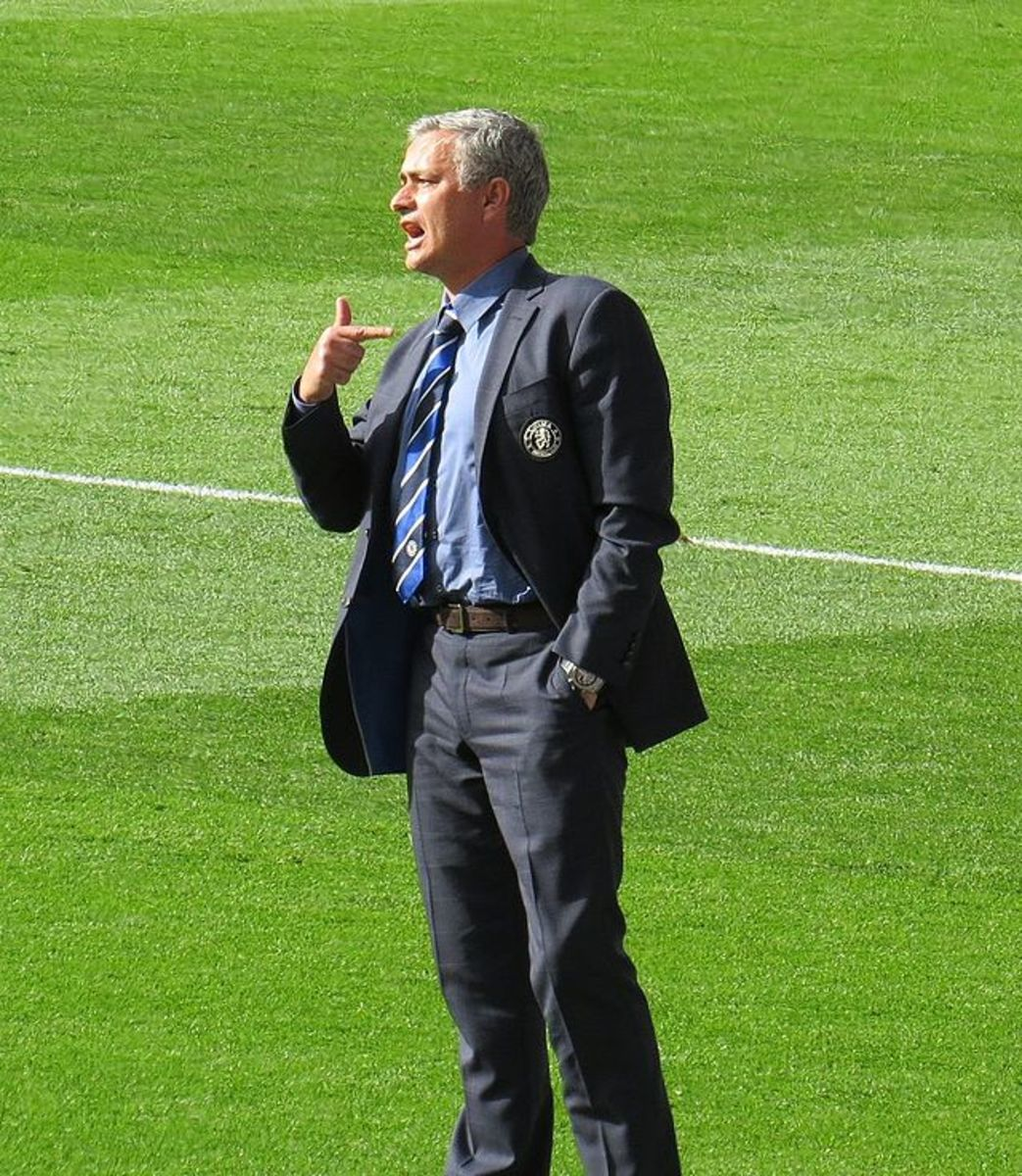 Jose Mourinho—will he ever return to the EPL?
