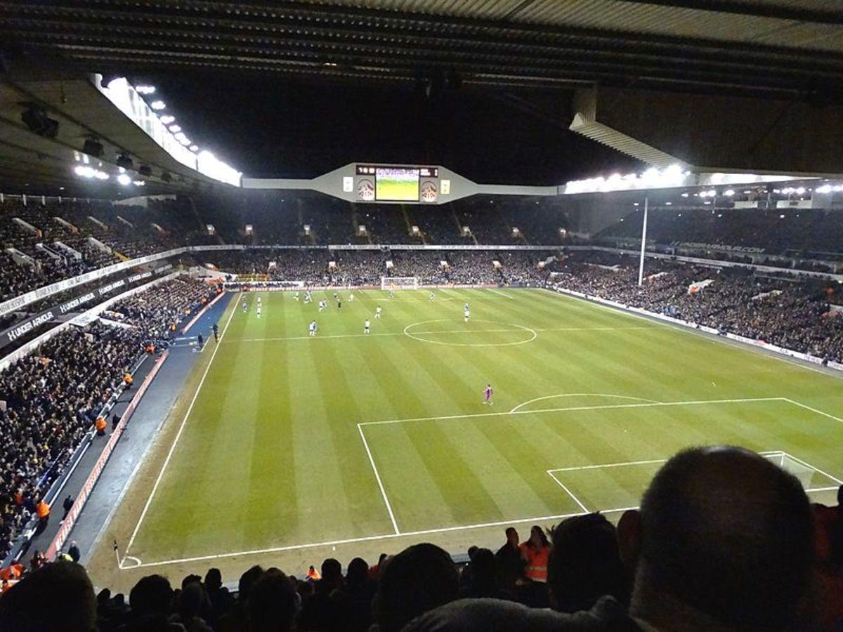 Tottenham Hotspur 5 Chesea 3