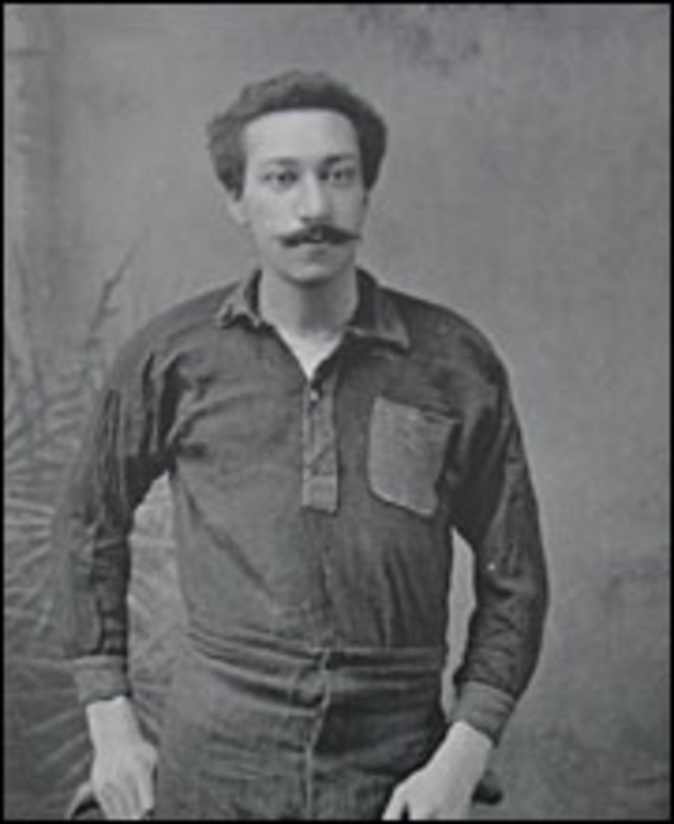 Arthur Wharton, widely thought to be the first black professional in world football.