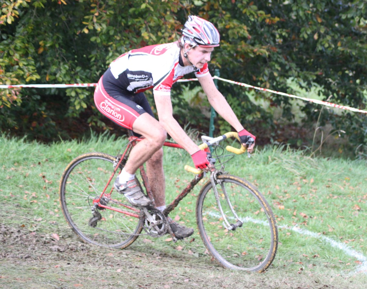 With a little bit of work and creativity you can easily convert an old road bike or touring bicycle into a budget cyclocross racer.