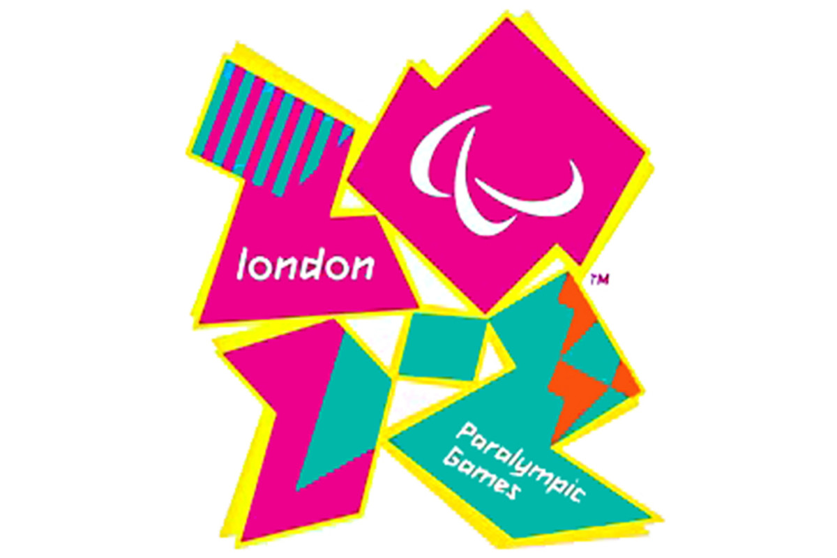 Logo of the 2012 London Paralympics