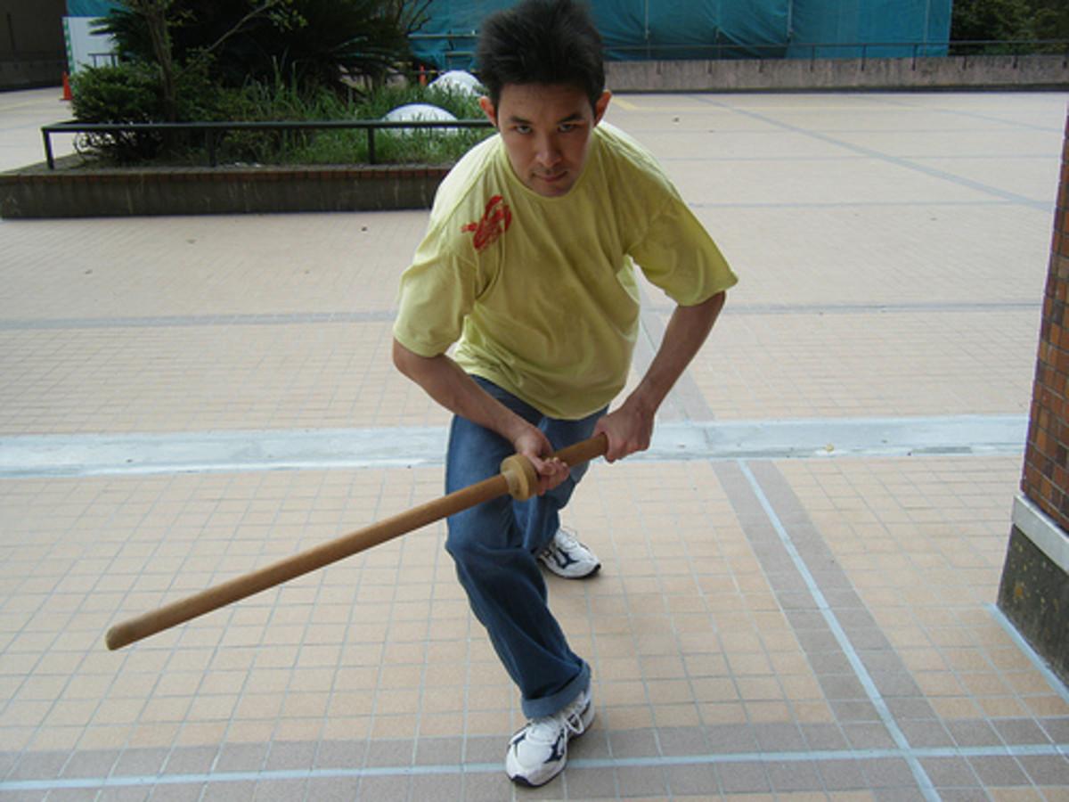 Kenjutsu Swordsman