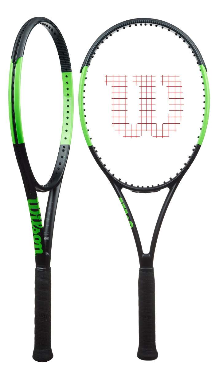 The Wilson Blade Team is an excellent choice for intermediate players and serious beginners who are learning fast.  Its light weight provides a lot of control for players who like to spin, but can also deliver some real power when required.