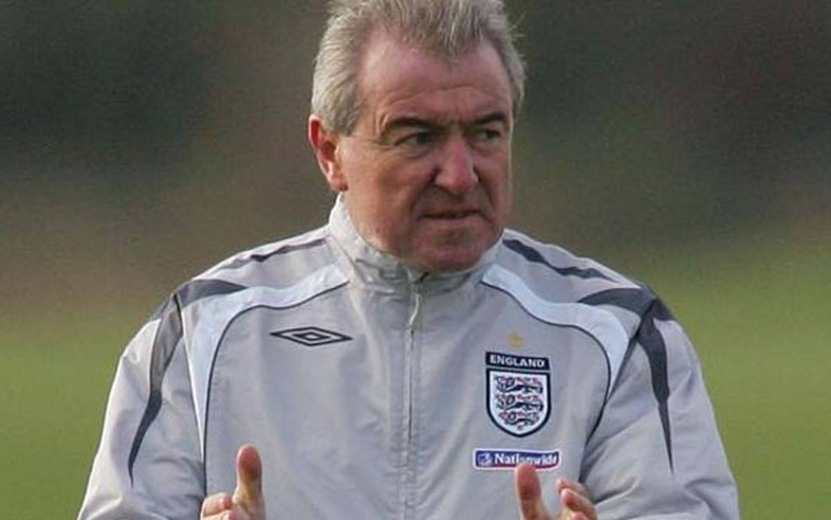 Terry Venables is a top offender with three entries.