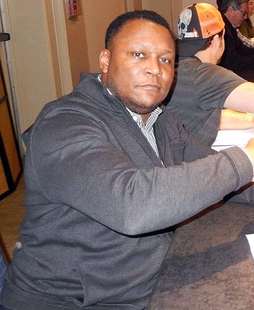 Barry Sanders, was there ever anyone funner to watch?