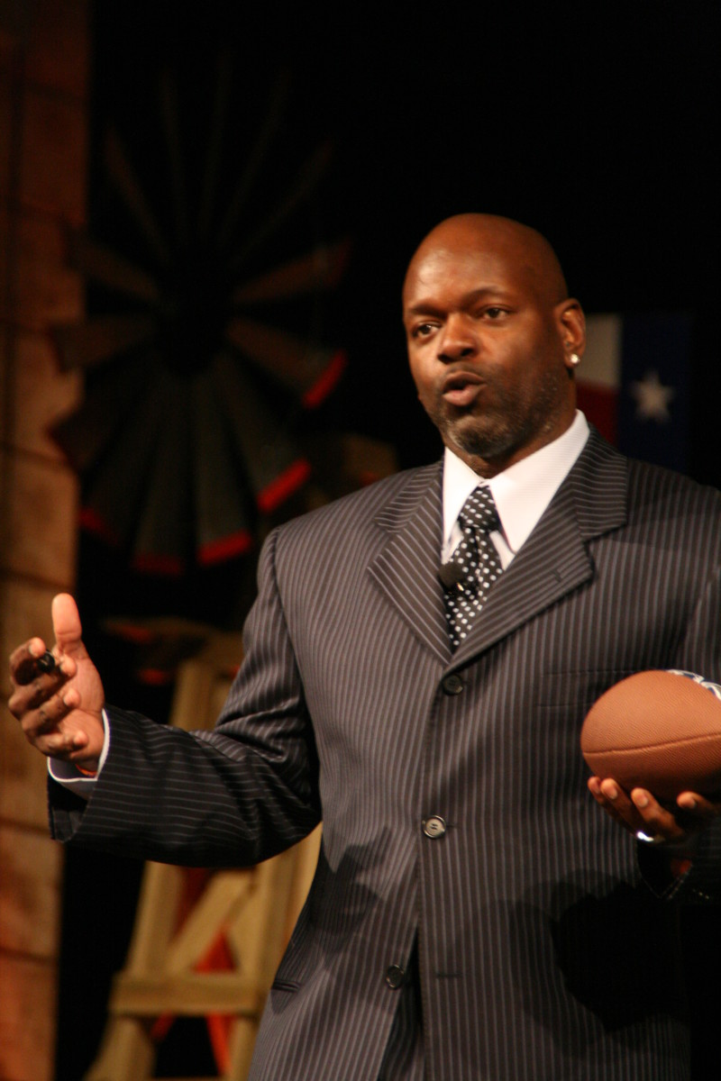 Emmitt Smith, the king of career accomplishments