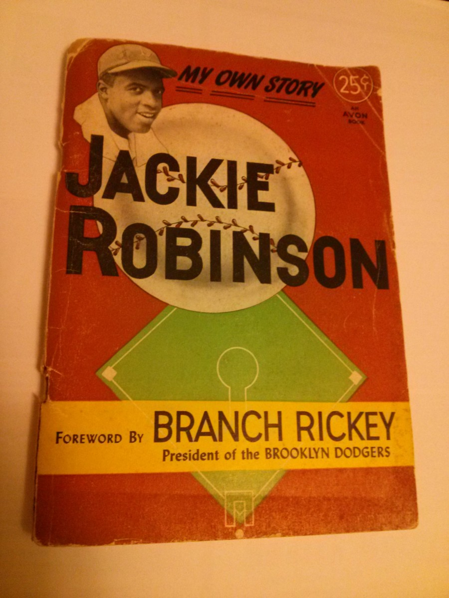 After his first season in Major League Baseball, Jackie Robinson told his story to Wendell Smith for an autobiography. He outlined many of the hardships he faced during his first season in the book.