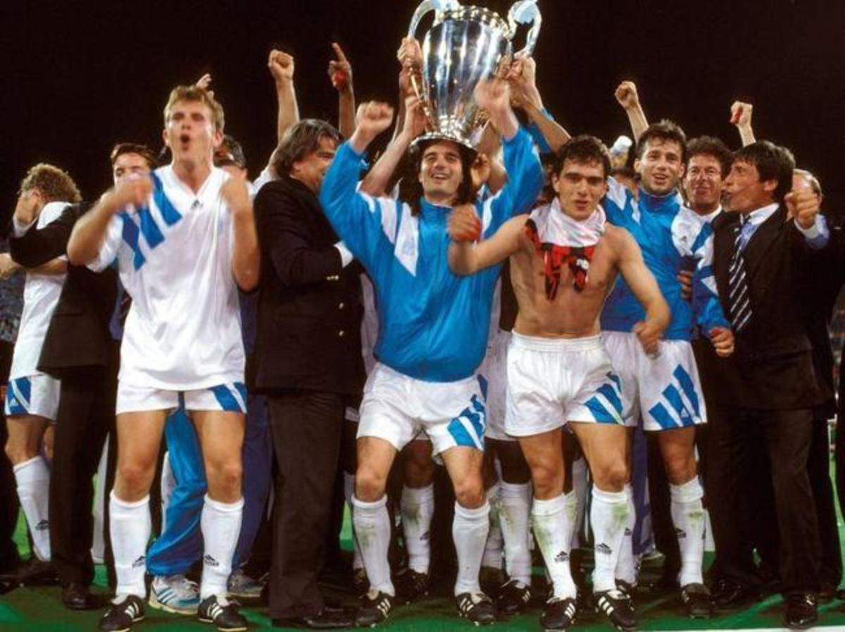 Marseille - 1992/93 UEFA Champions League Winners