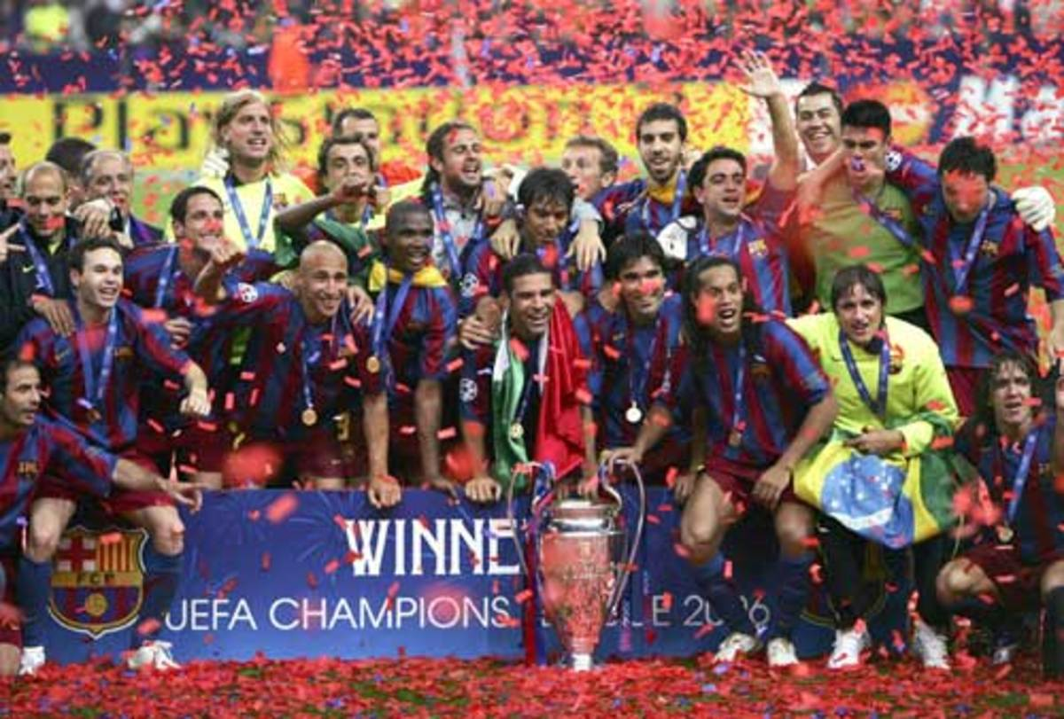 Barcelona - 2005/06 UEFA Champions League Winners