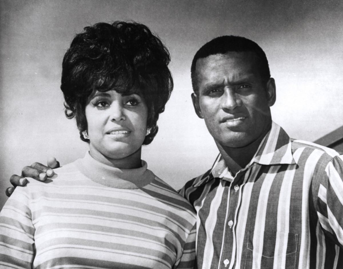 Vera and Roberto Clemente.