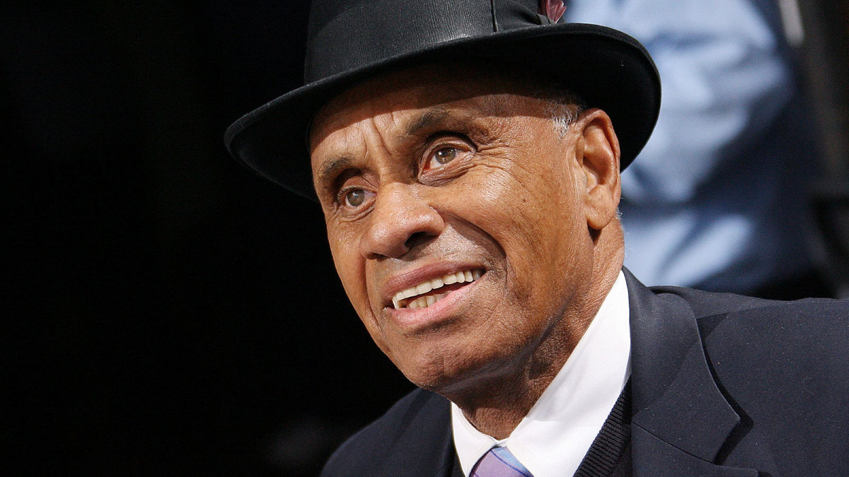 Willie O'Ree is Now the NHL's Director of Youth Development
