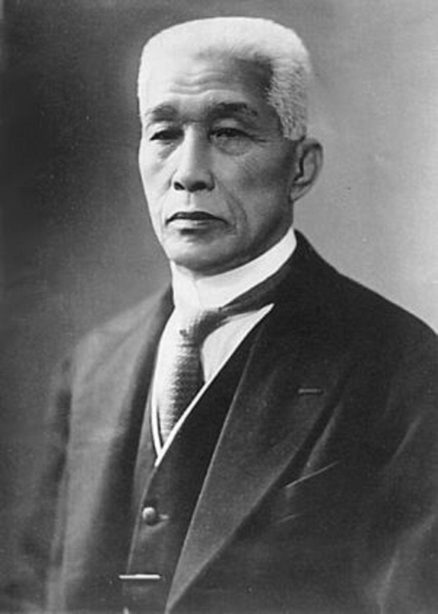 Yamashita Yoshiaki, master of Judo, taught Theodore Roosevelt his martial art.