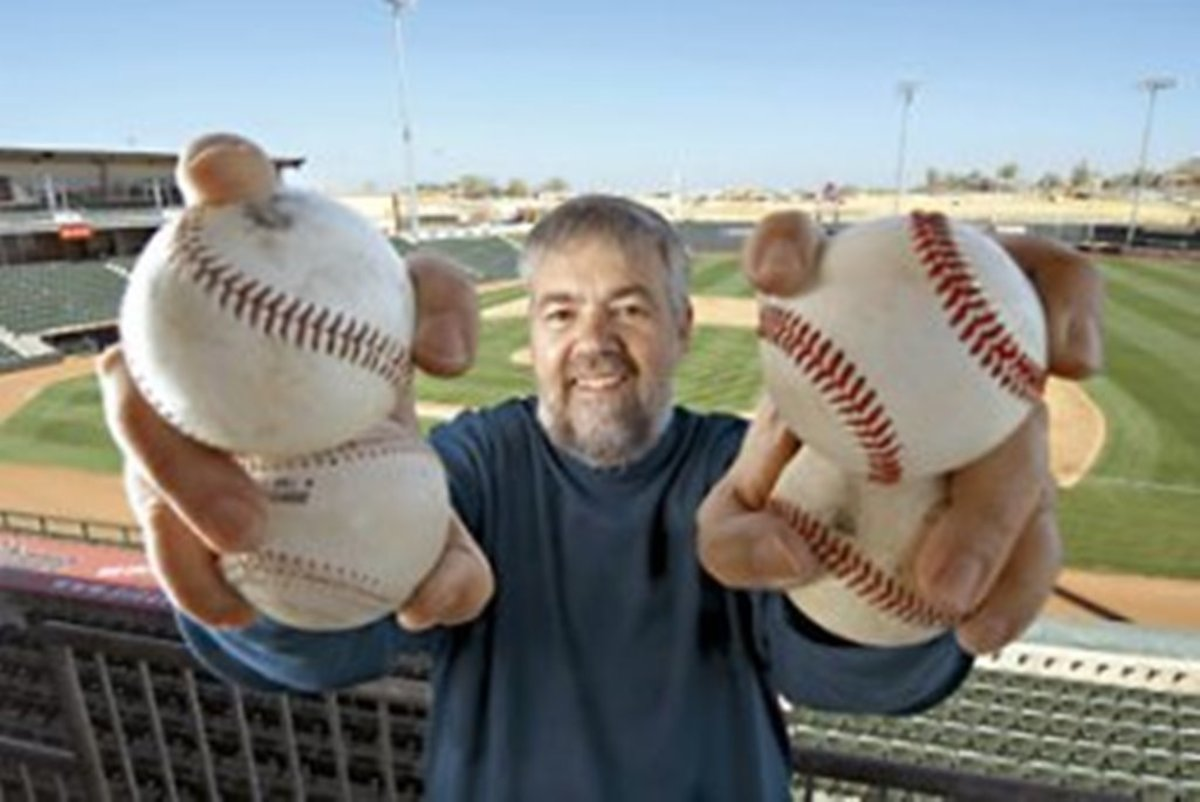 Bill James, author of numerous works on sabermetrics. Has its use made the game on the field better?