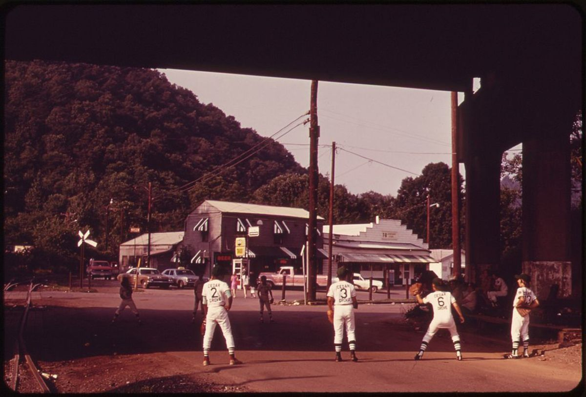 Pennsylvania Little Leaguers in 1973.