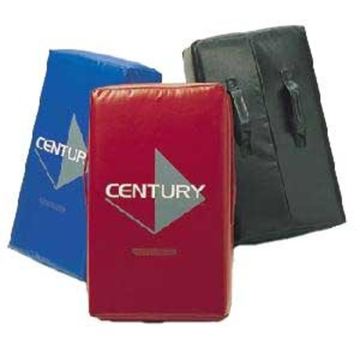 I recommend Century Martial Art's kick pads for practicing effective strikes.