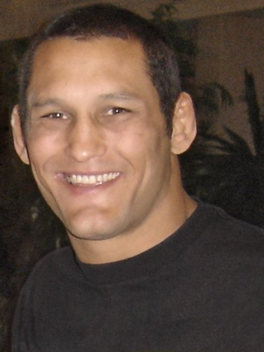 Dan Henderson's fight career spanned nearly 20 years.