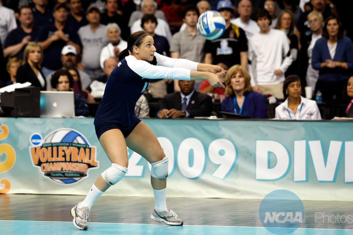 Penn State's Alyssa D'Errico.
