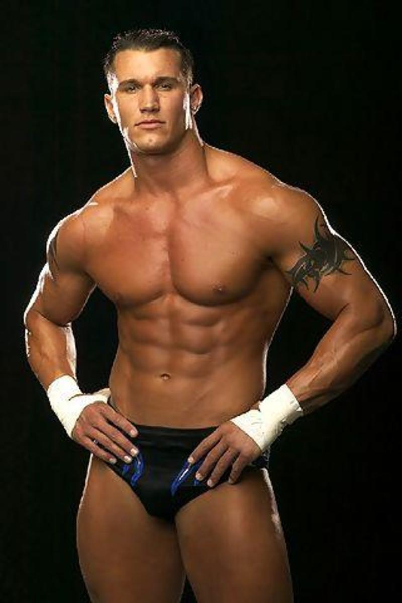 Nude Male Pro Wrestlers 52