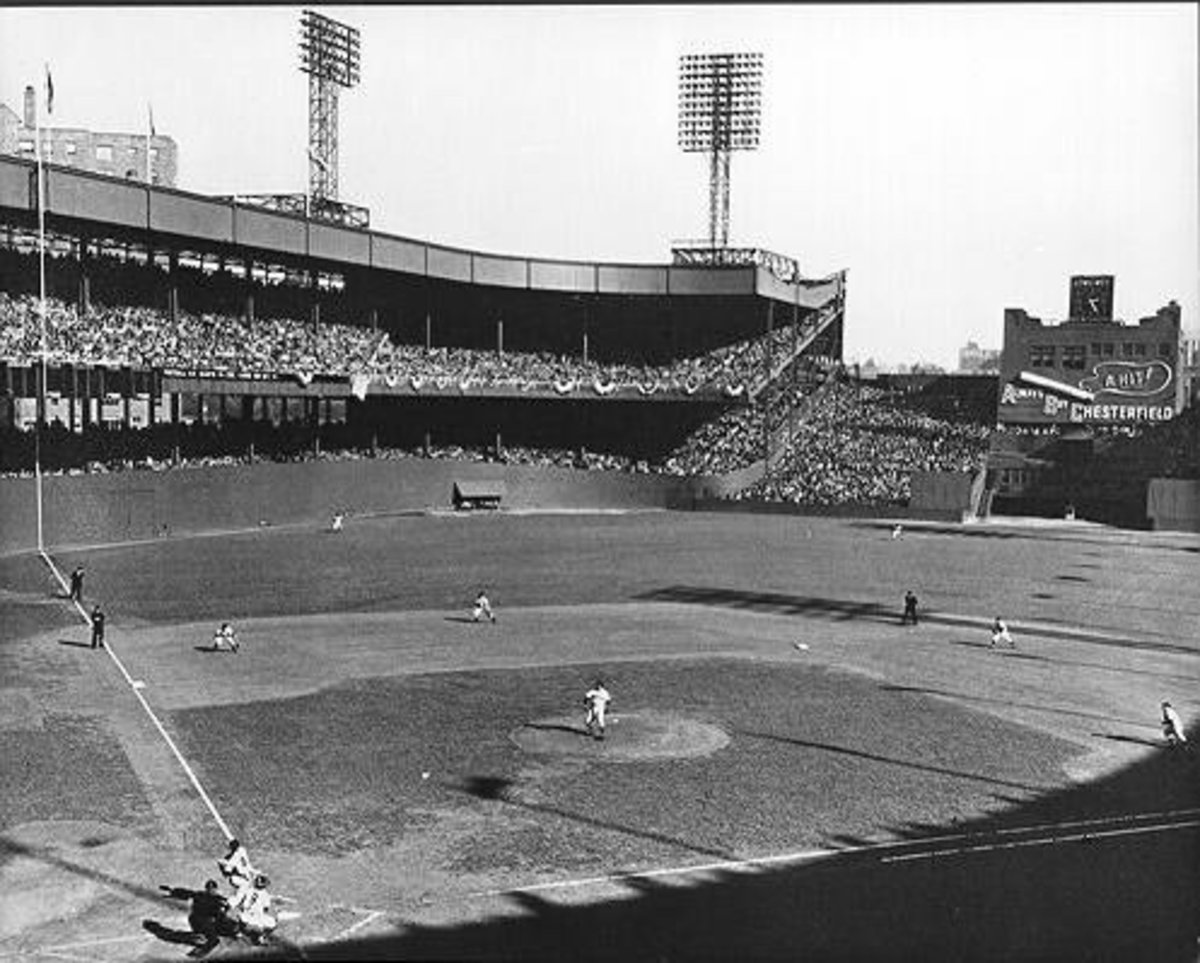 The Polo Grounds.
