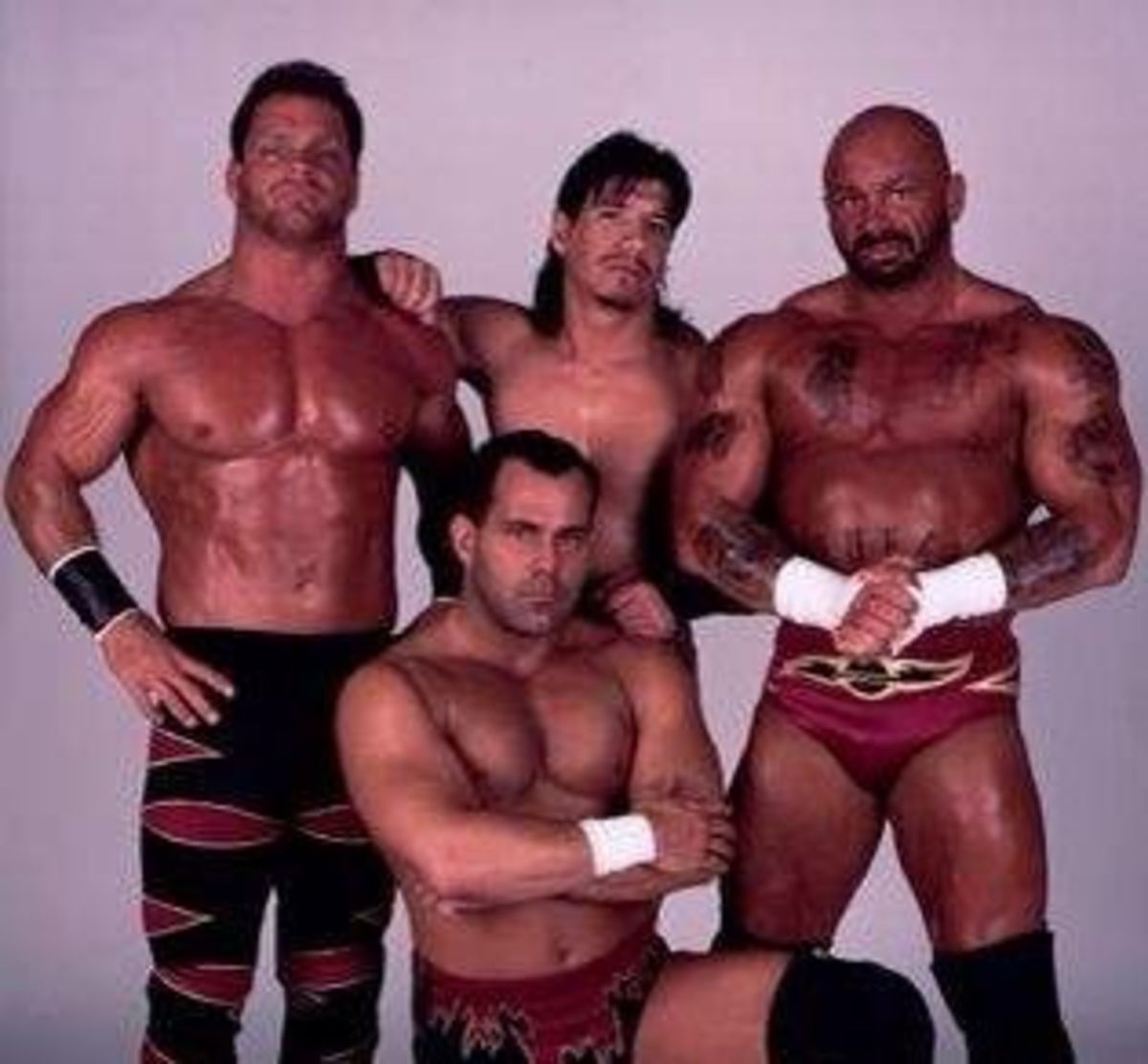 WCW had a lot of talent even without the WWF imports.
