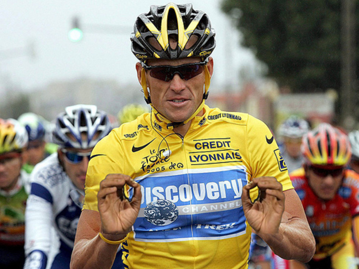 Lance Armstrong won the Tour de France seven times, always claiming he rode clean until he admitted he was doping.