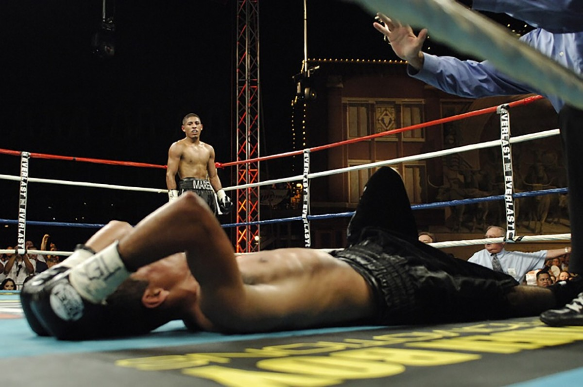 A blow heavy enough to cause a knockout can cause debilitating long and short-term injuries.