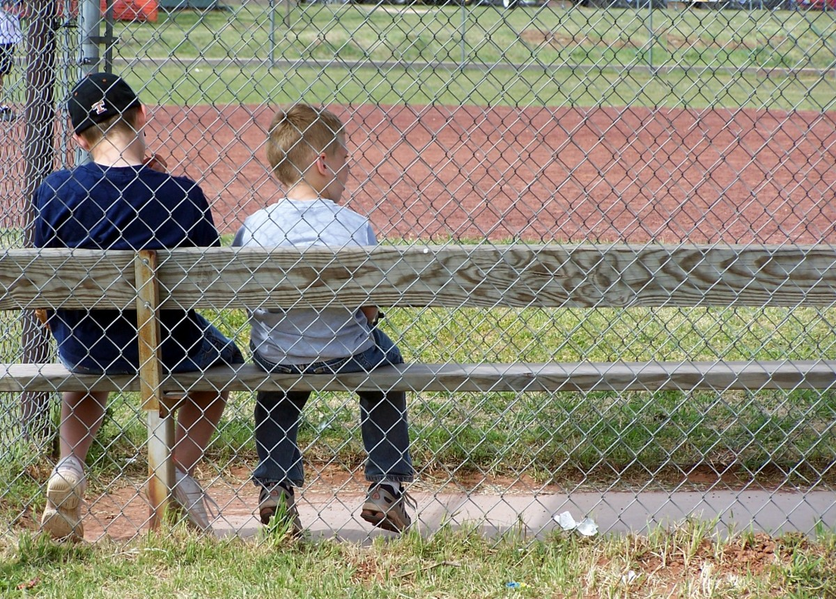 Horrible coaches make the bench feel like they don't matter.