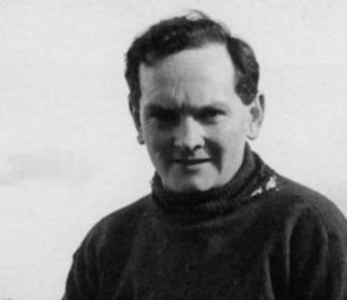 Donald Crowhurst.