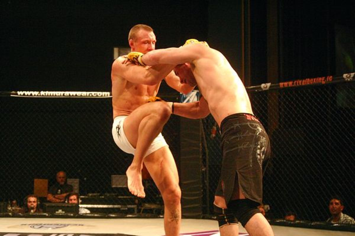 Jack Hermansson is the former champion in Cage Warriors and Warrior Fight Series.