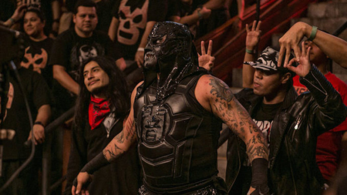 Pentagon Jr. If you don't end up liking this dude, you need help.