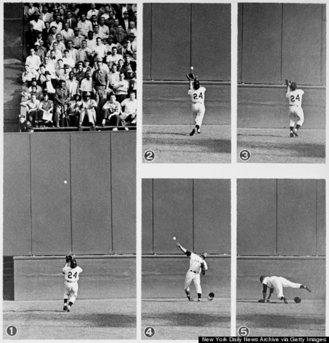 The Catch in sequence. But don't forget the throw! In one motion; catch, turn, throw, and twirl.