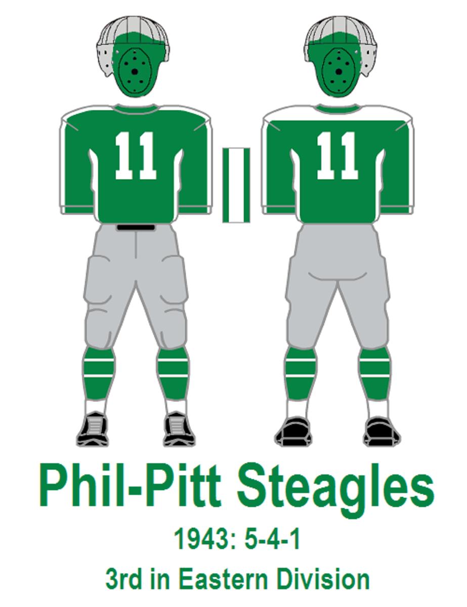 Steagles Uniforms