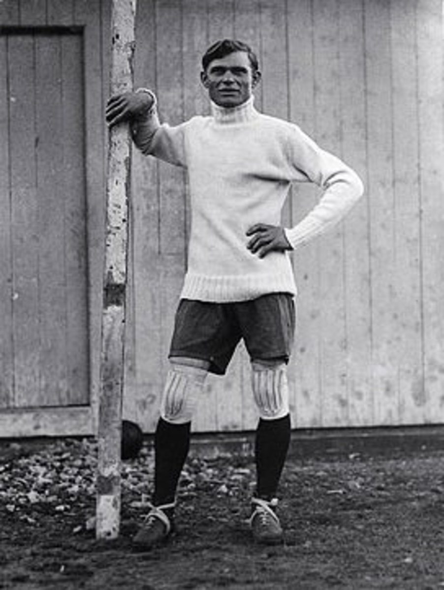 Juan Botasso played in goal for Argentina in the 1930 FIFA World Cup final.