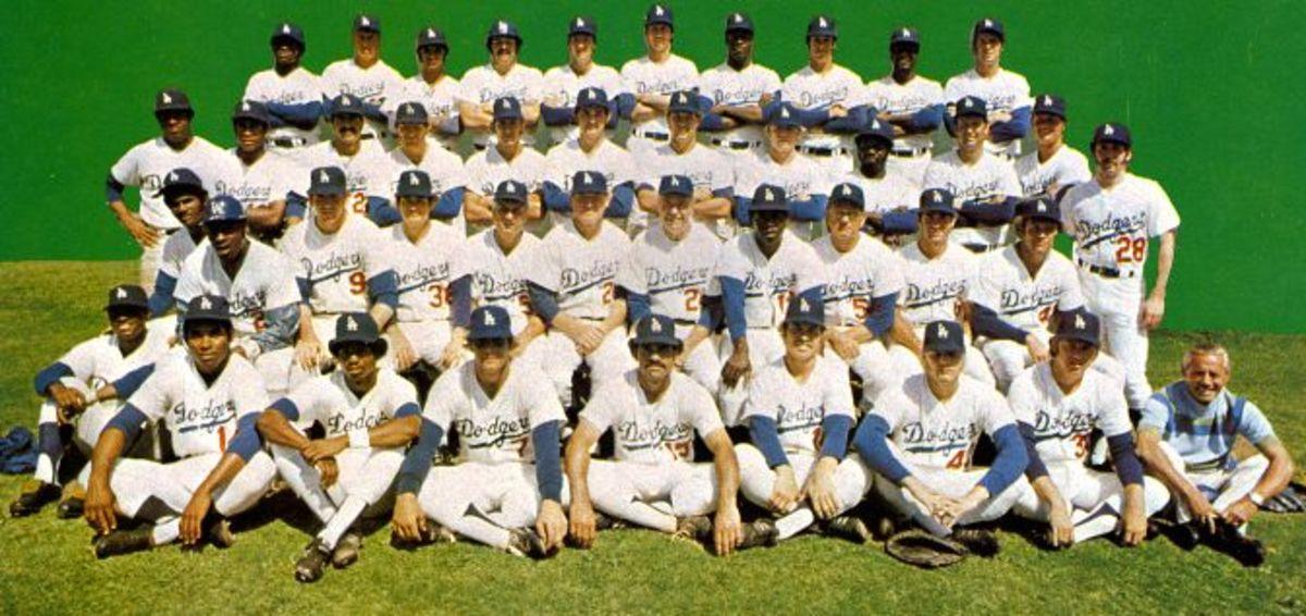 1974 Los Angeles Dodgers