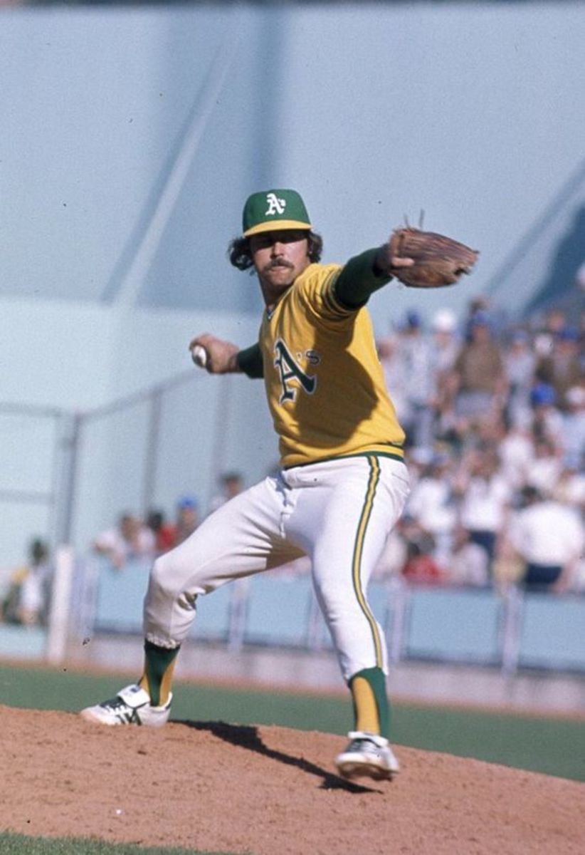 "Jim ""Catfish"" Hunter"