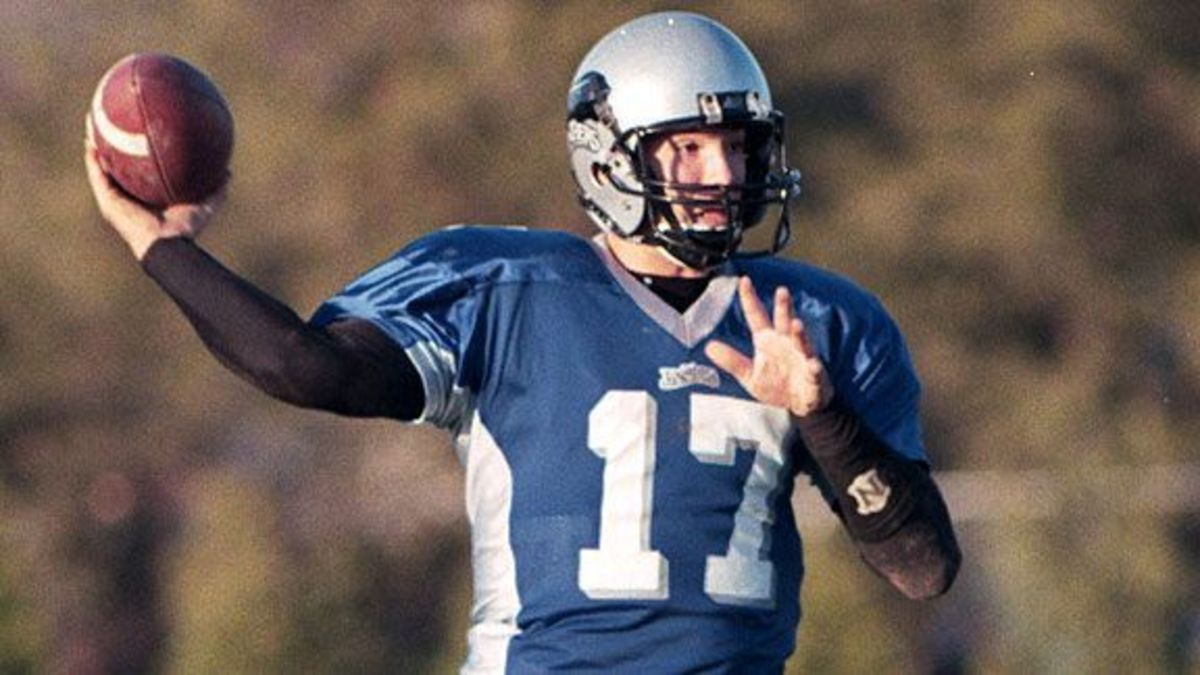 Romo at Eastern Illinois University.