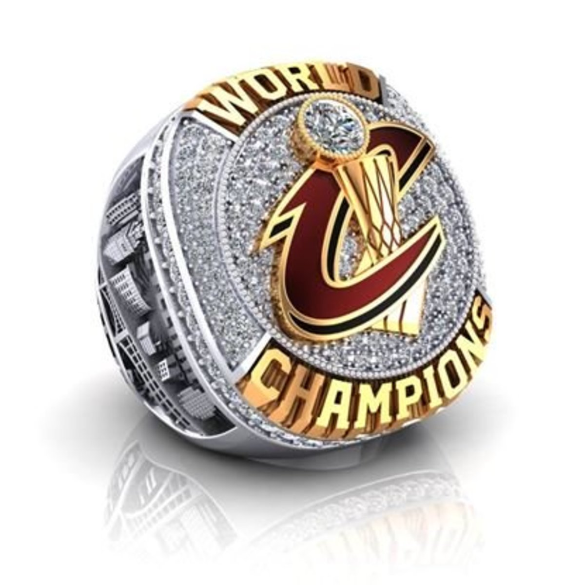 Cavaliers Championship Ring