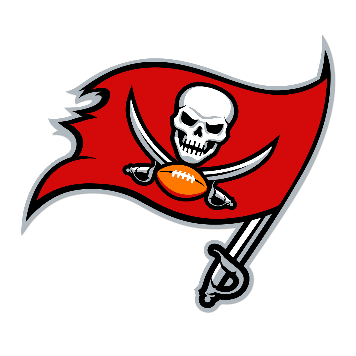 Top 10 Current NFL Logos   HowTheyPlay