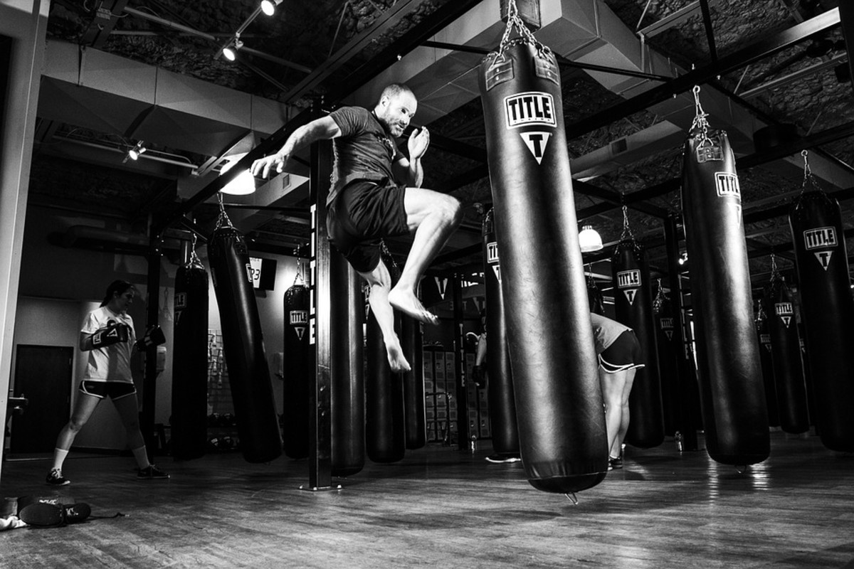 Martial arts develops confidence and focus.