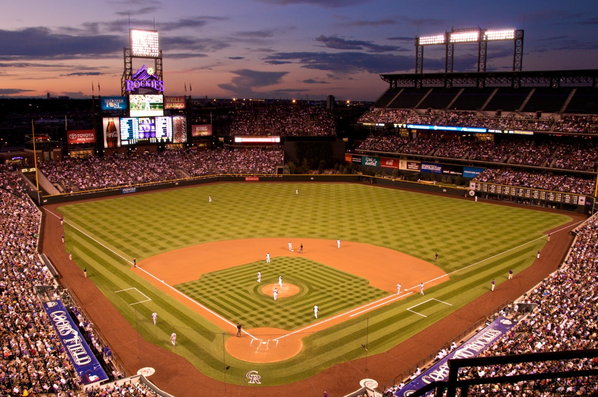 Coors Field (Colorado Rockies)