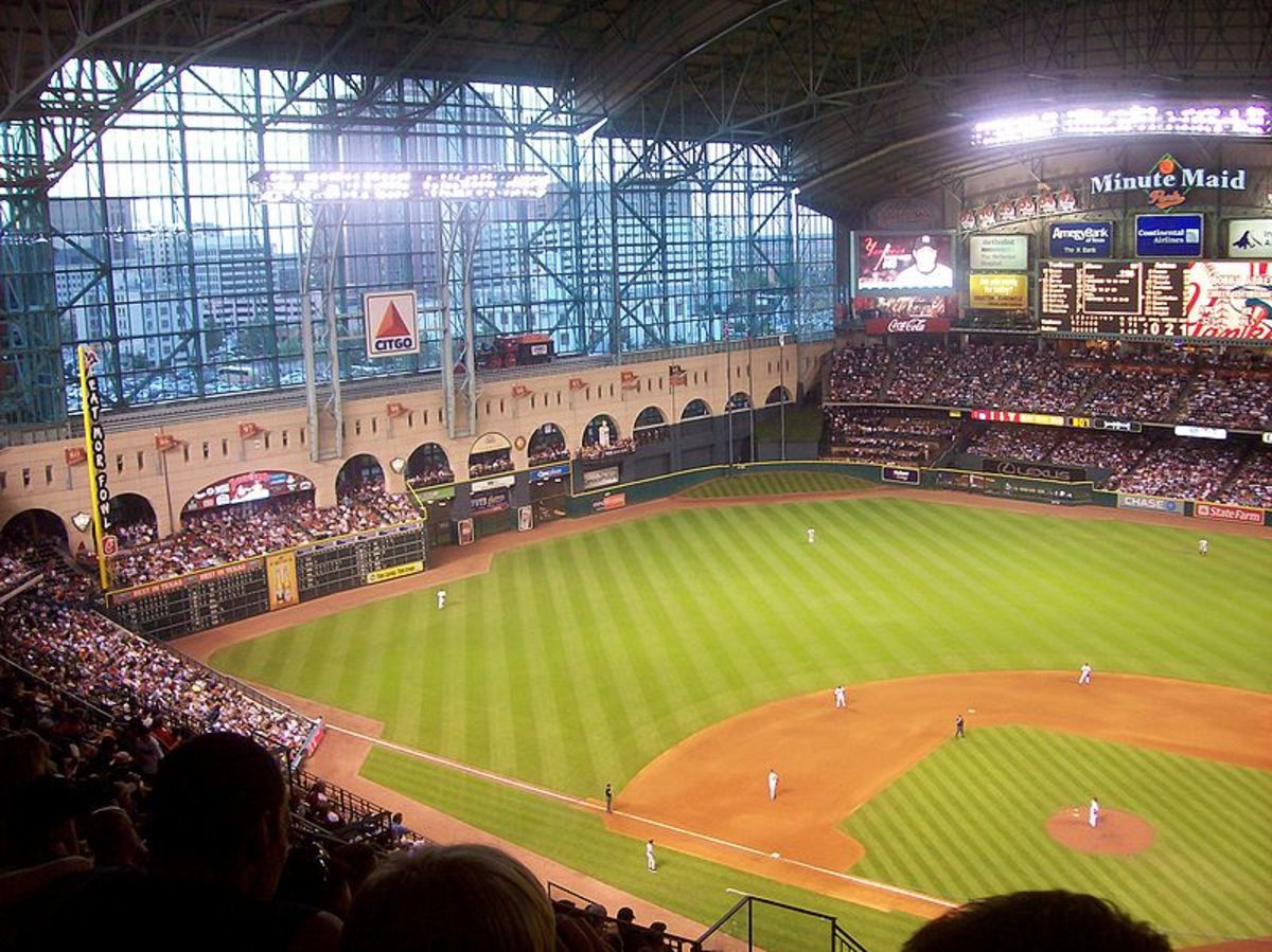 Minute Maid Park (Houston Astros)
